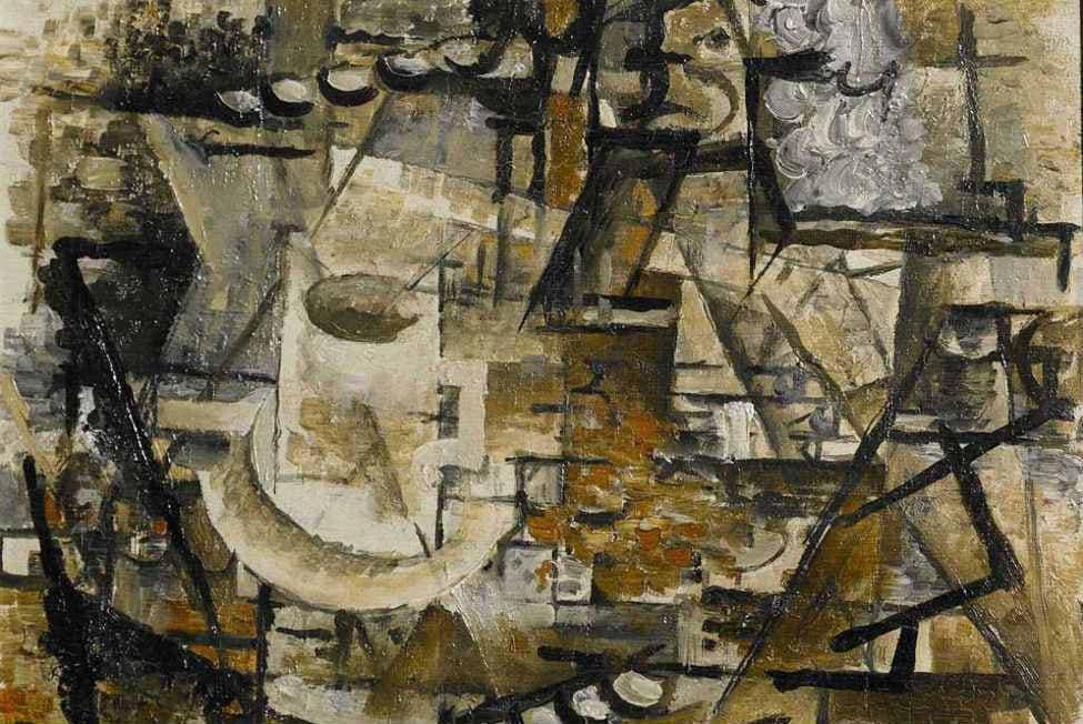 Georges Braques - La tasse