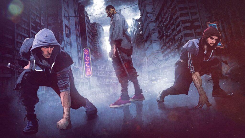 Doctor P & Adam F - The Pit Feat. Method Man