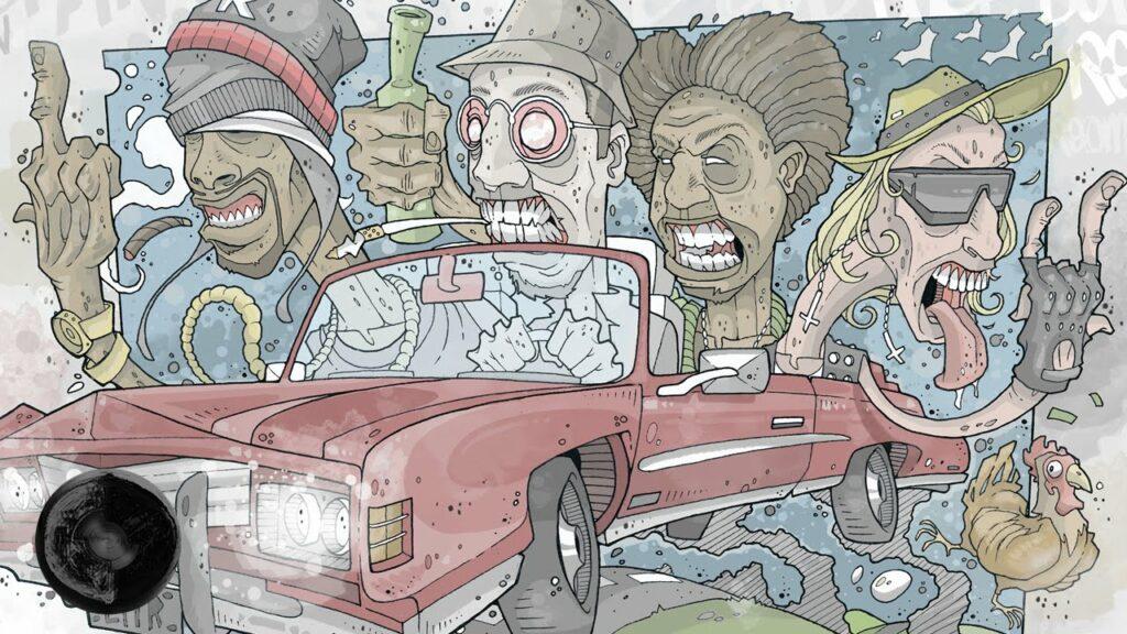 Dope D.O.D. Feat. Redman - Ridiculous Pt. 2