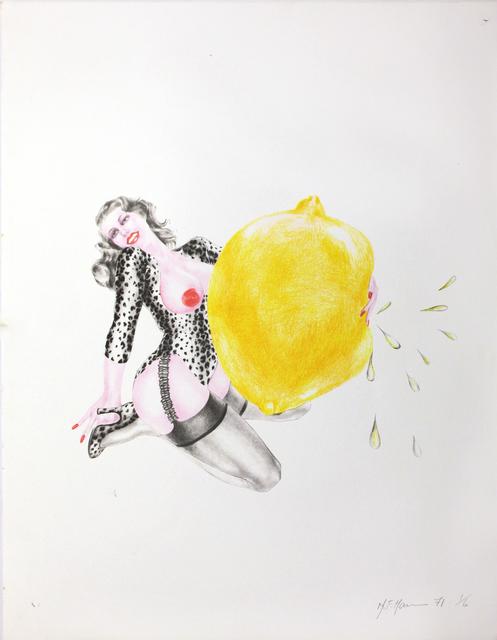 Margaret Harrison - Take One Lemon