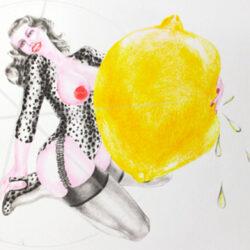 Miniature - Danser sur les missiles - Margaret Harrison
